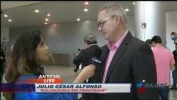 Llega a Miami grupo de profesionales médicos cubanos del programa Parole
