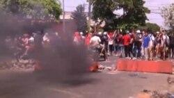 Nicaragua amanece con más barricadas a horas del paro nacional