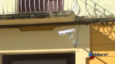 Instalan cámaras de seguridad en principales vías de Cuba